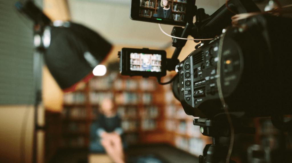 camera filming media management